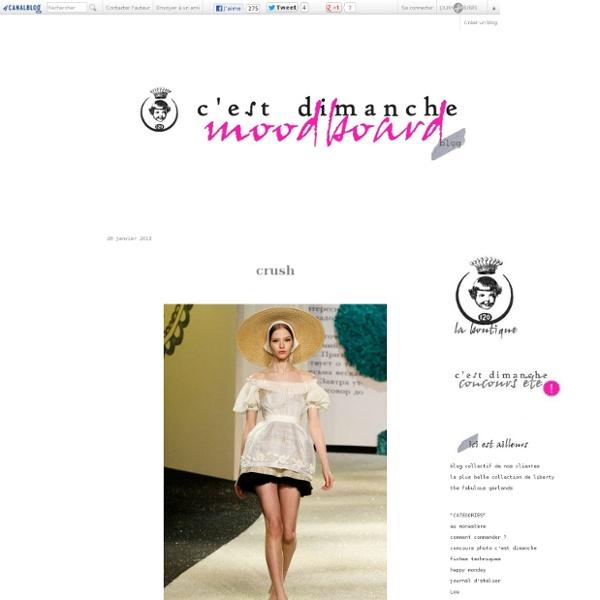 C'est Dimanche, patron enfant et vêtement enfant, children's clothing patterns