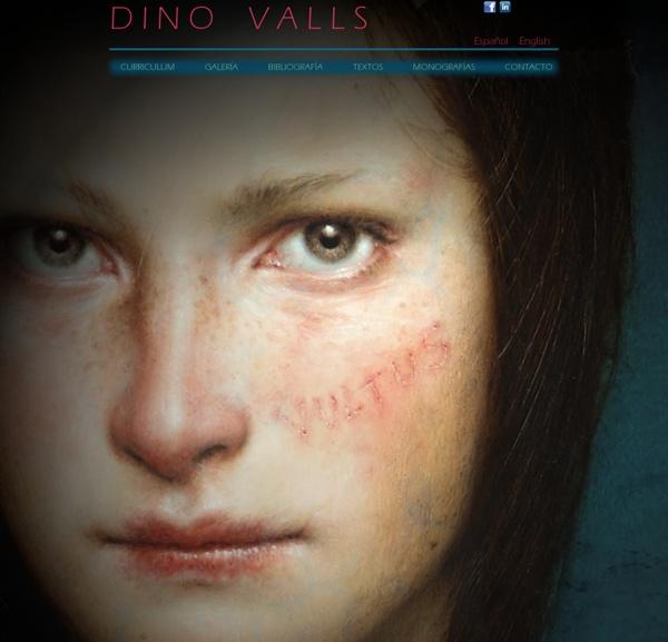 Web de Dino Valls
