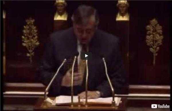 Discours de Philippe Seguin 1992 (A voir absolument)