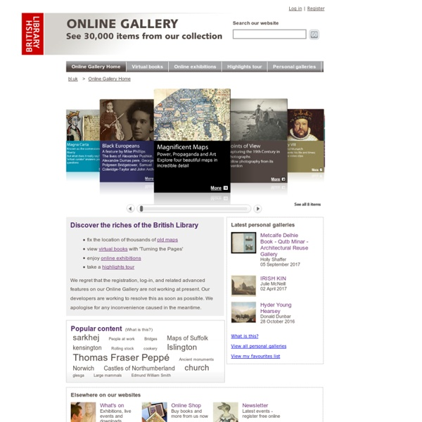 Explore the British Library here