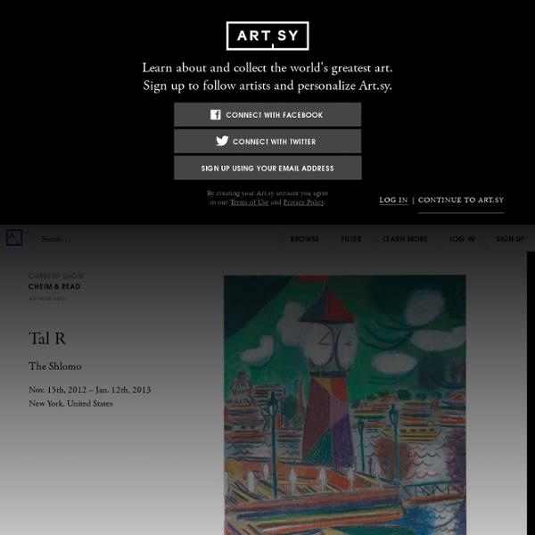 Art.sy - Discover fine art