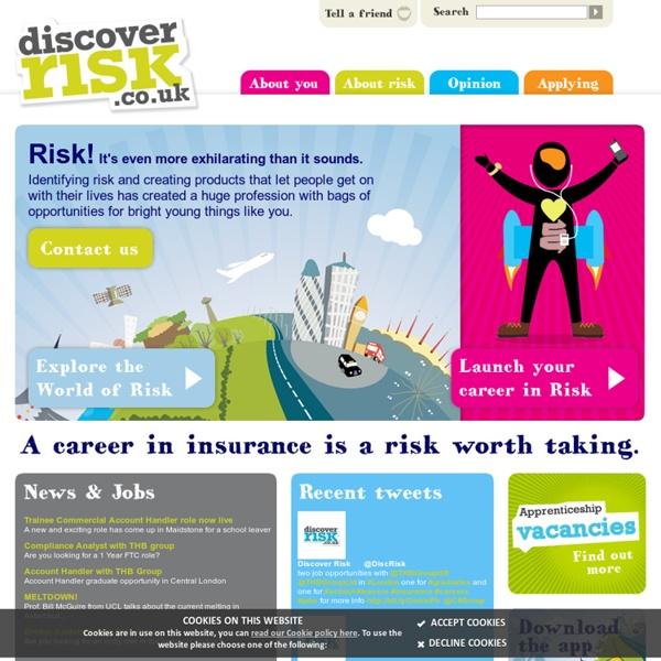 Discover Risk