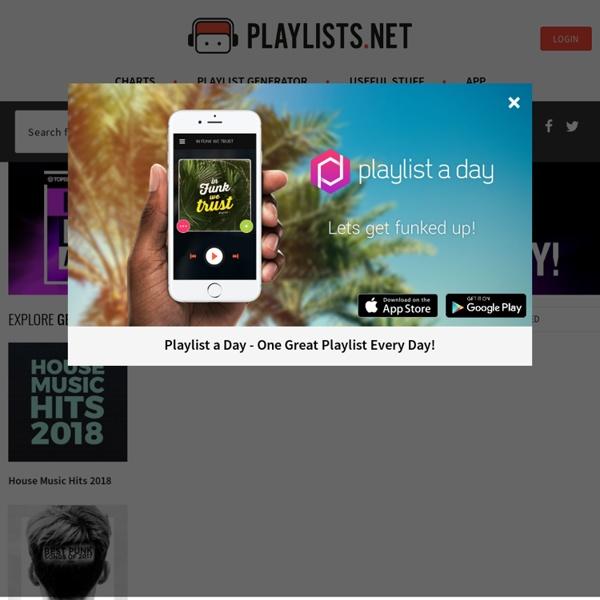 Share Spotify Playlists at ShareMyPlaylists.com