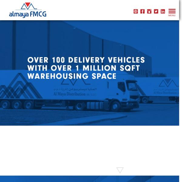 Food Distribution Companies in UAE - FMCG Distributor Dubai