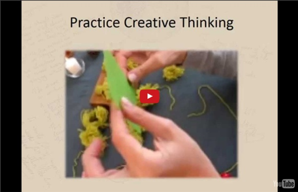 Divergent Thinking or How to Practice Creative Thinking