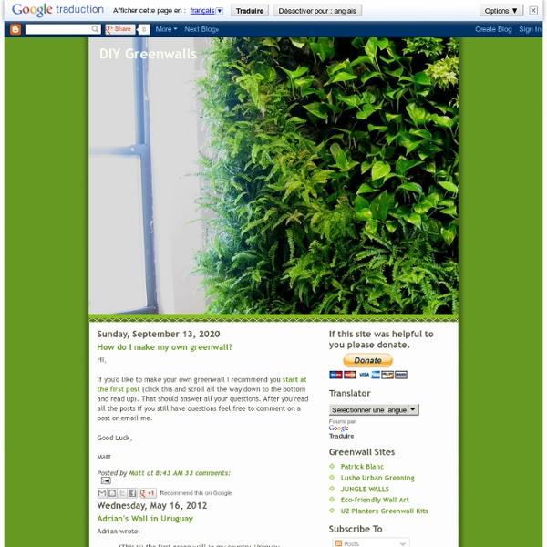 DIY Green Walls: Vertical Gardening