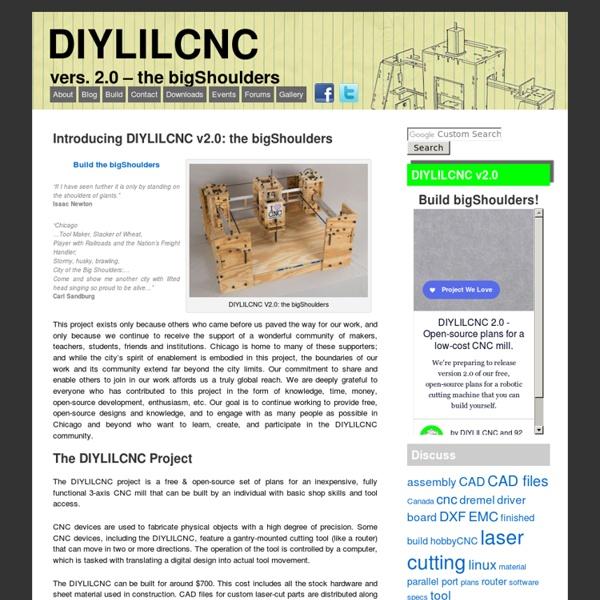 DIYLILCNC