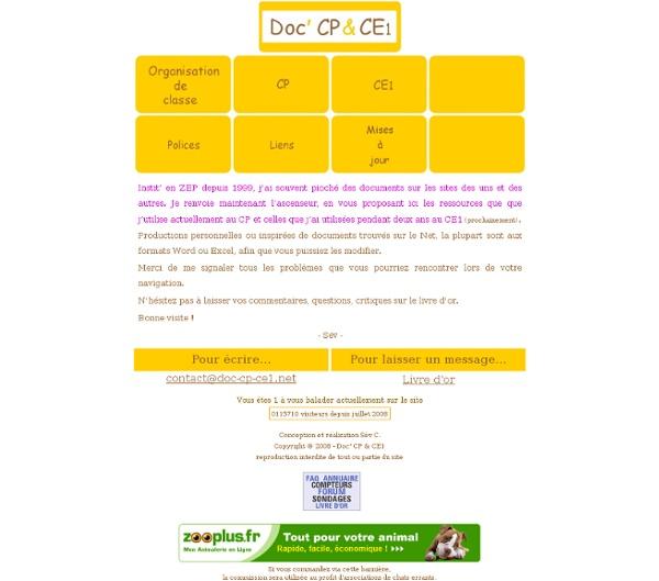 Doc' CP & CE1