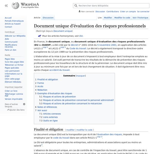 Document Unique Pearltrees