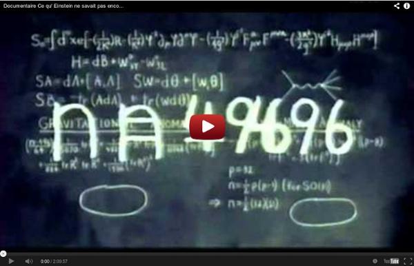 Documentaire Ce qu' Einstein ne savait pas encore Le rêve d' Einstein L' univers élégant Théorie des cordes doc arte fr science
