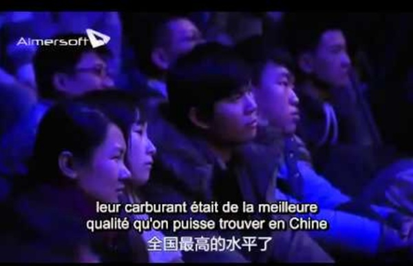 Sous le dôme - Un documentaire de Chai Jing - version française intégrale