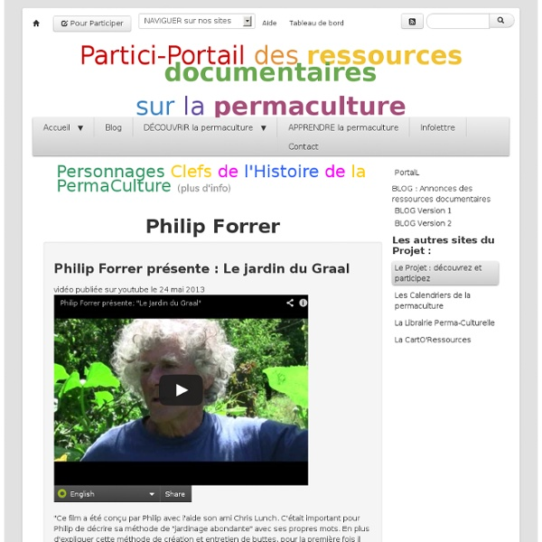 Philip Forrer page wiki