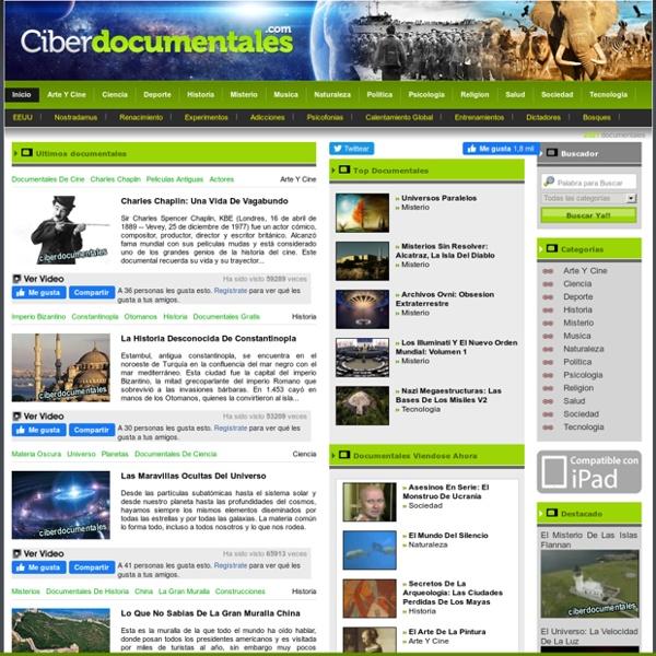 Documentales online gratis en Español