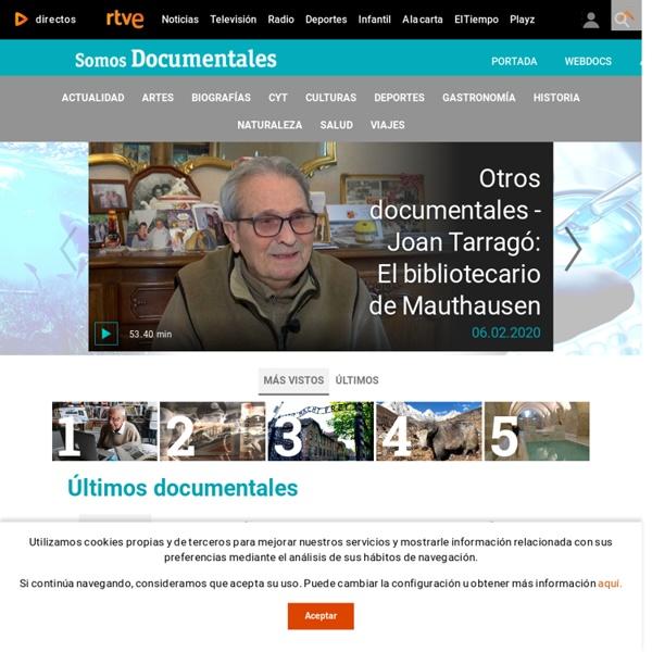 Documentales online - Los mejores documentales en RTVE.es