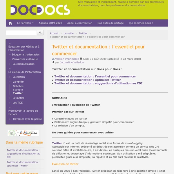 Http://www.docpourdocs.fr/spip.php?article406