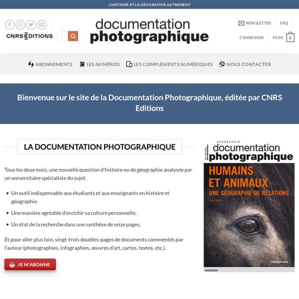 Documentation Photographique Accueil