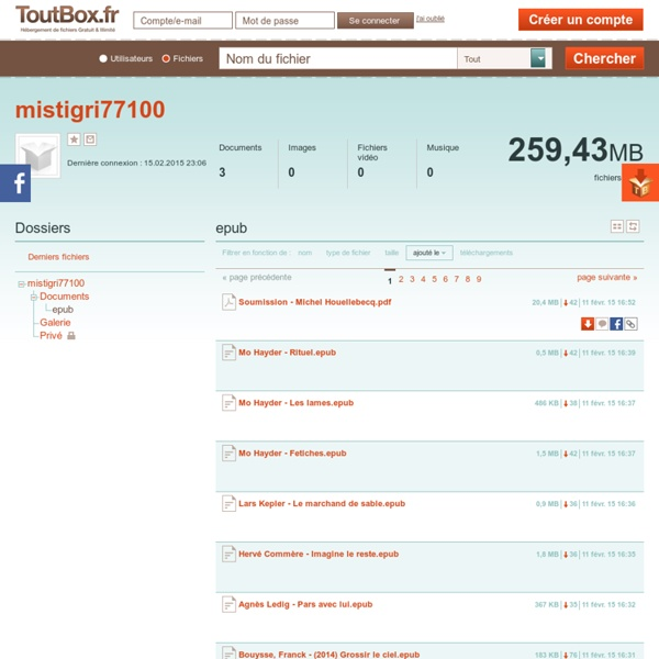 Epub - Documents - mistigri77100