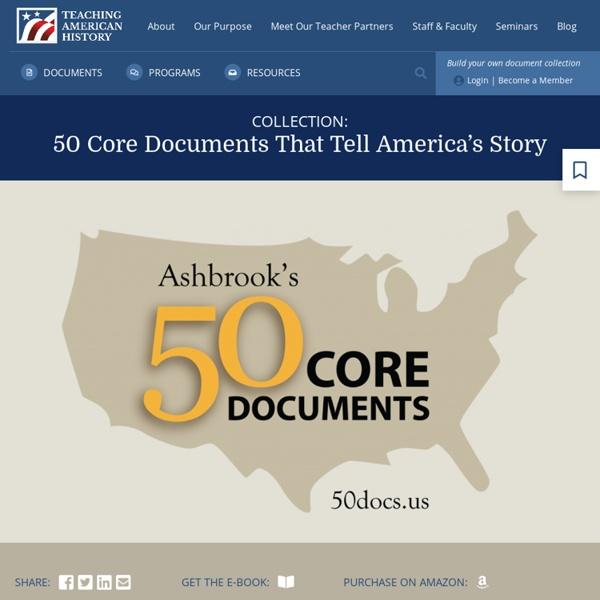50 Core Documents