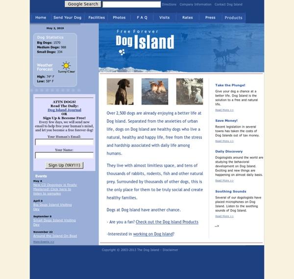 Dog Island Free Forever
