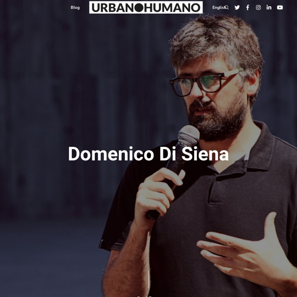 Urbano Humano - Shareable City, P2P Urbanism, Commons, P2P Culture, Social Innovation, Politic
