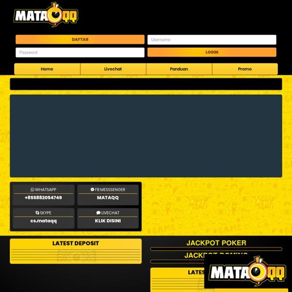 Situs Judi Online Bandar Qq Indonesia Mataqq Pearltrees
