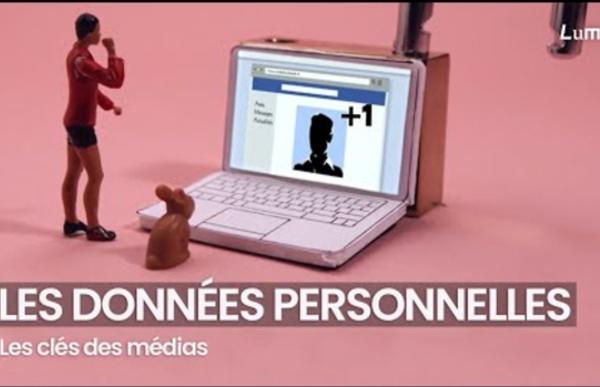 Les clés des médias : les données personnelles