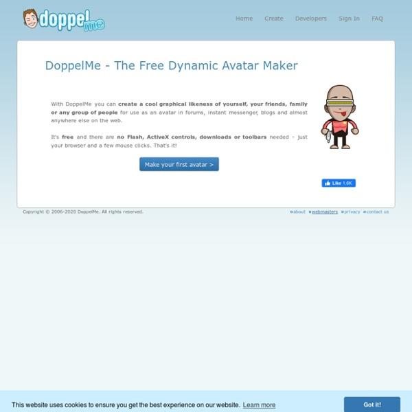 DoppelMe - Free Dynamic Avatars