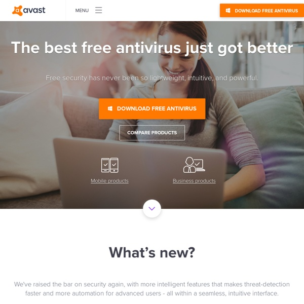 Download Free Antivirus for PC, Mac & Android