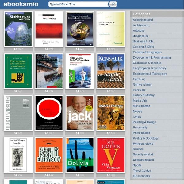 Download ebooks for free - Ebooksmio.com