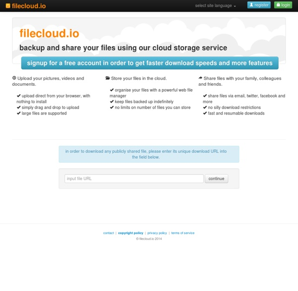Download - filecloud.io