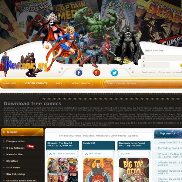 Download free comics