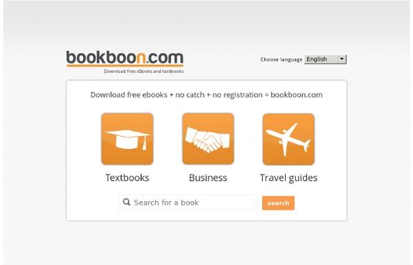Download free ebooks at BookBooN.com