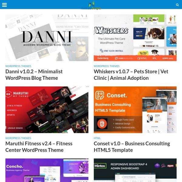 Download Nulled Scripts Free - Wordpress, Joomla & More.
