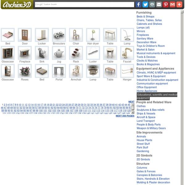 DATABASE...Archive3D.net