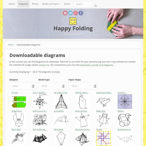 Downloadable diagrams