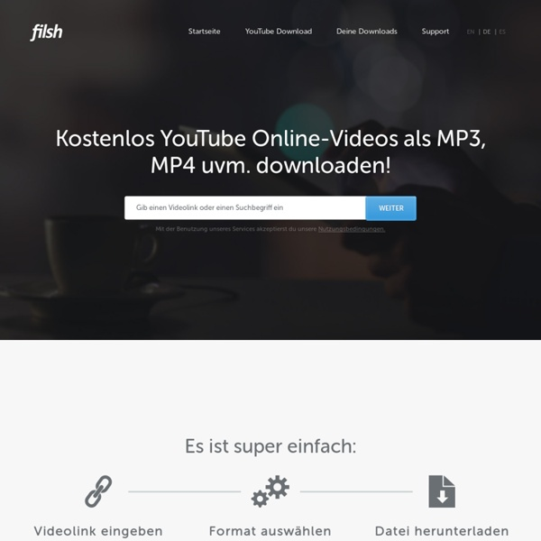 Convertidor Archivos Videos-Audios desde Portales