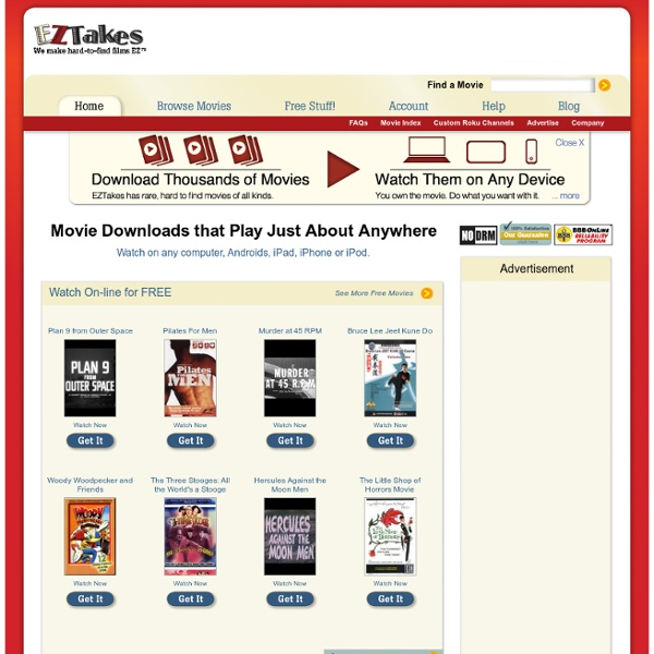 Movie Downloads. Download Movies and Burn DVDs. Download DVD Mov