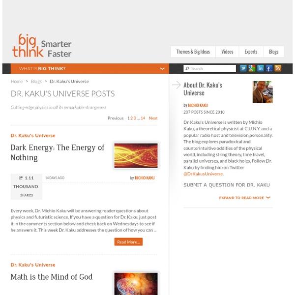Dr. Kaku's Universe