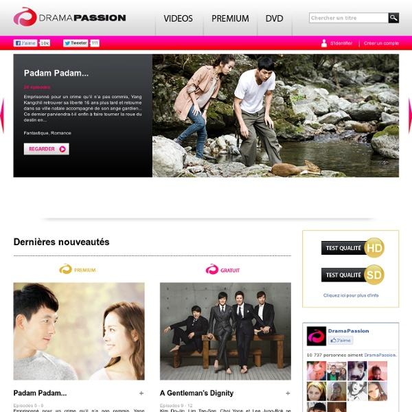 Dramas coréens - Korean drama en VOSTFR, drama coréen gratuit