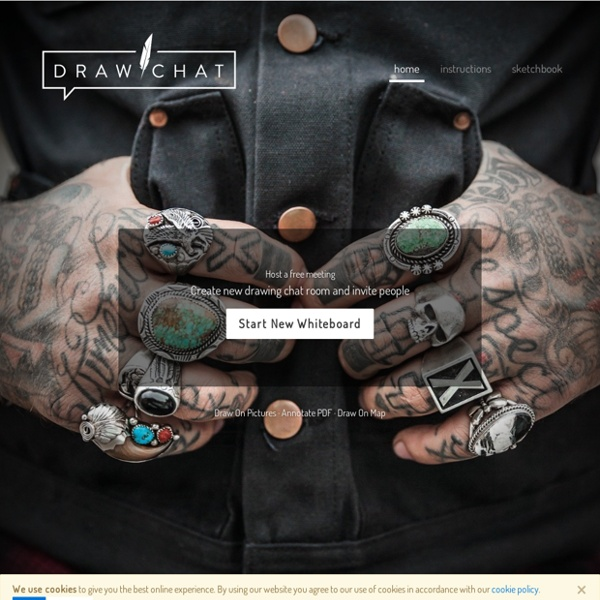 Draw.Chat - Virtual Classroom
