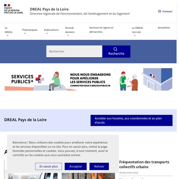 DREAL des Pays de la Loire