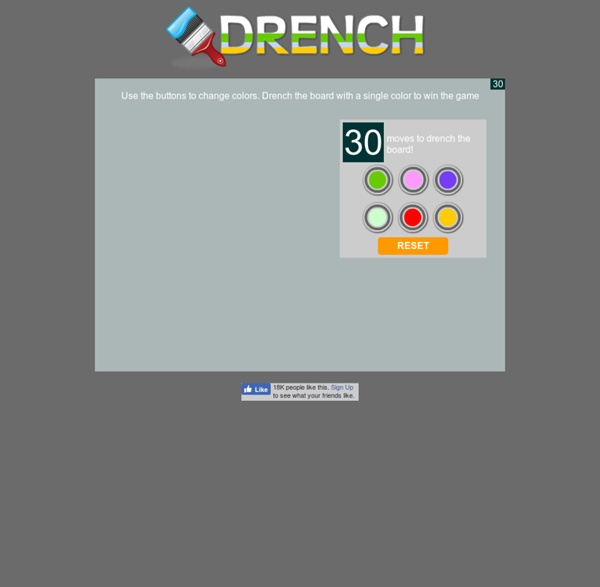 Drench - the world's simplest flash game