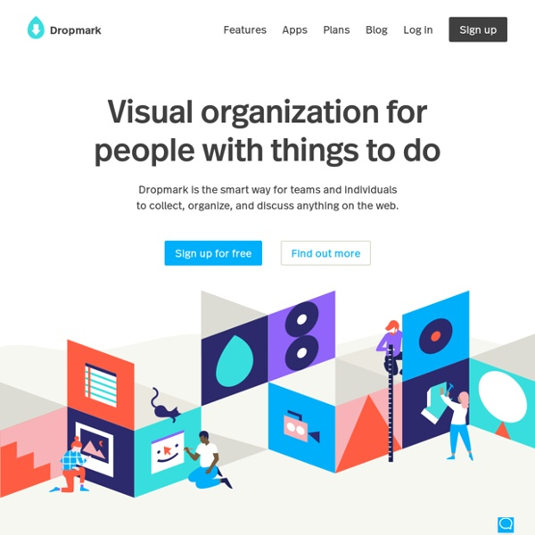 Organize, collaborate, and share online