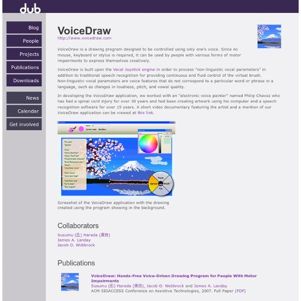 VoiceDraw