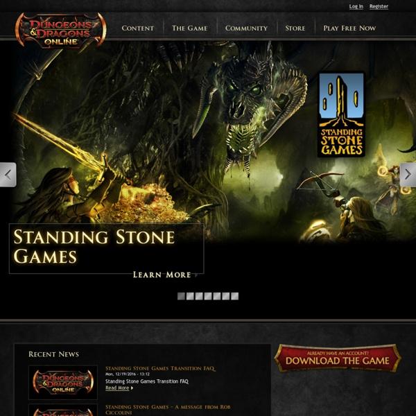 Jeu Dungeons & Dragons Online®: Eberron™ Unlimited Maintenant!