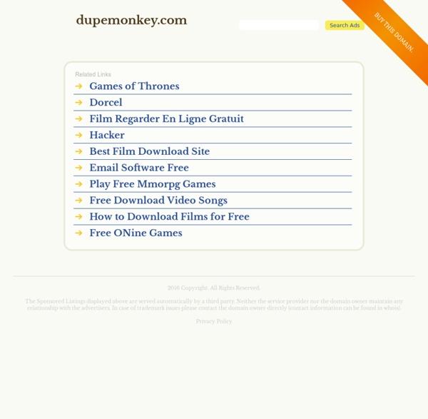 Télécharger vos films, séries, ebooks, musiques, logiciels et jeux