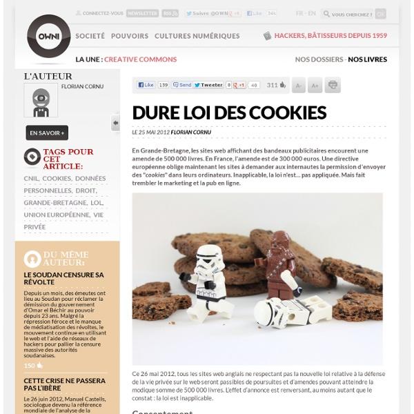 Dure loi des cookies