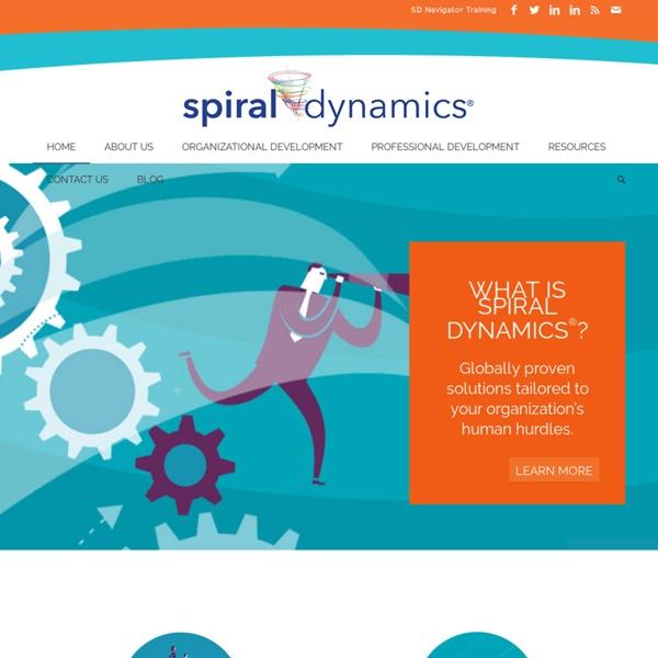 Spiral Dynamics > Home