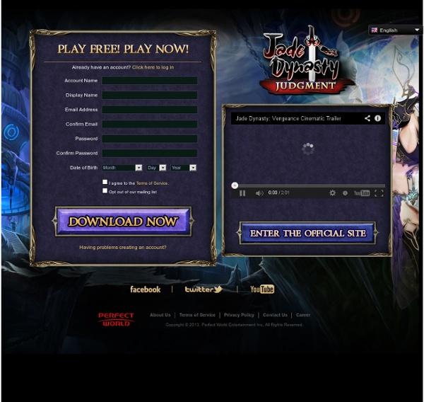 Jade Dynasty – Free Fantasy MMORPG