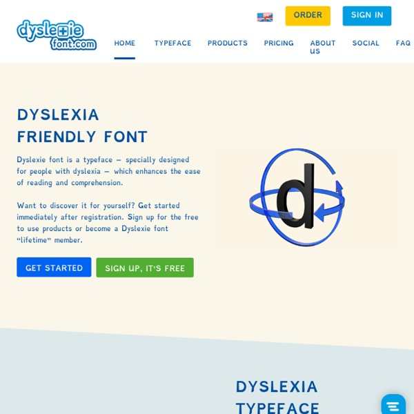 Dyslexie Font: The dyslexia font which eases the reading